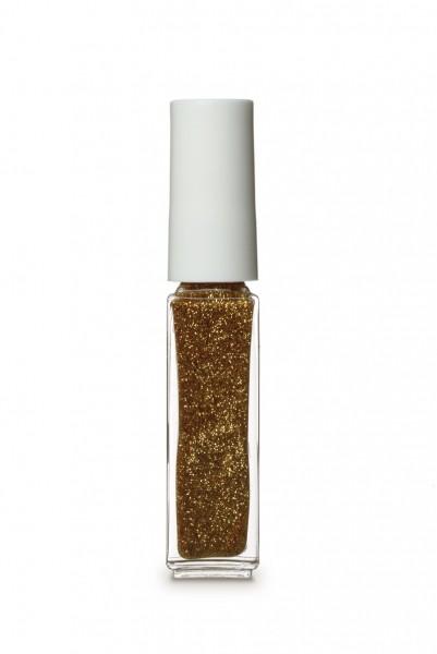 Nail Art Liner gold glimmer- Lack Basis